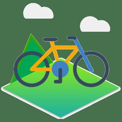 Cycling (Mountain Bike)
