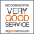 Very Good Service