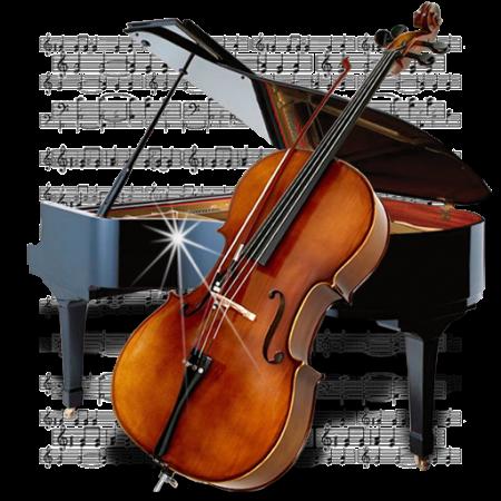 Music - Piano/Cello