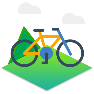 Cycling (Mountain Bike)
