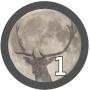 It's a Full Buck Moon!