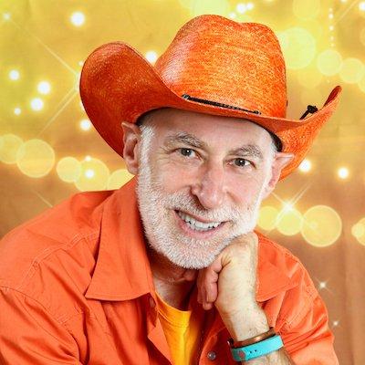 The Orange Cowboy